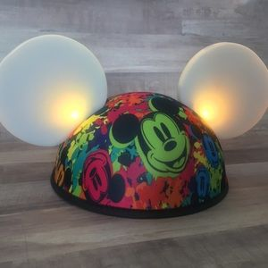 { Disney } Glow With The Show Mickey Mouse Ears